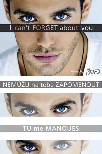 Nemůžu na tebe zapomenout